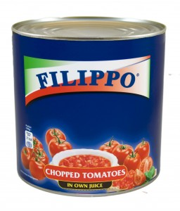 FILIPPO Chopped Tomatoes A9